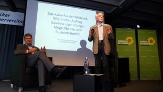 Bruck: FÜRSTENFELD - Grüne + BBV stellen Sparkassen-Gutachten vor
