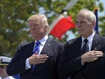 Donald Trump, John F. Kelly