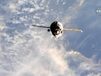 ISS Nasa screenshot dpa video