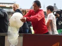 Fußball: Deutschland - Dänemark