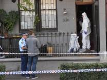 Terrorverdacht in Sydney