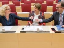 107. Plenarsitzung im Landtag
