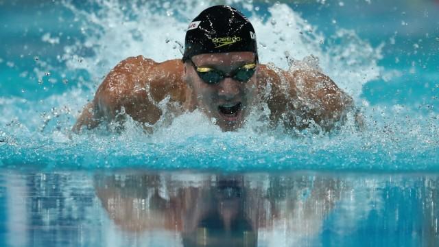 Schwimm-WM Schwimm-WM