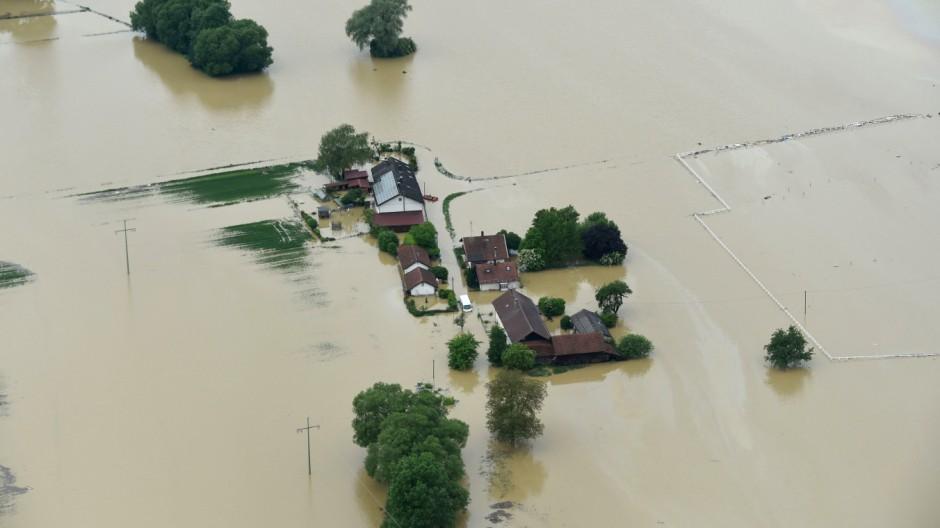 Süddeutsche Zeitung Wirtschaft Überschwemmungen