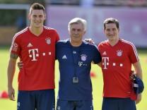 30 07 2017 Fussball 1 Liga 2017 2018 FC Bayern München Training an der Säbener Strasse in München