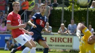 Regionalsport Unterföhring gegen Bayern II
