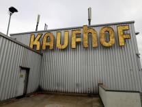Kaufhof - altes Logo