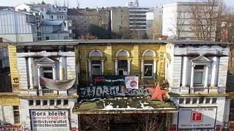 Hamburg Hamburgs Schanzenviertel