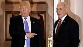 Donald Trump und Ex-General John Kelly