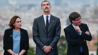 Mariano Rajoy Streit um Unabhängigkeitsreferendum