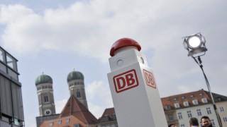 Spatenstich für 2. S-Bahn Stammstrecke am Marienhof in München, 2017