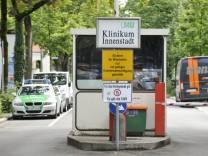 Klinikviertel in München, 2011
