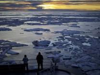 Klimaerwärmung Arktis