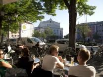 München: ARCHITEKTUR-Wanderungen / Stadtteile / GLOCKENBACH-Viertel
