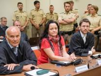 NSU-Prozess Urteil Zschäpe