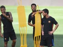 Neymar: Zorn im Disneyland des Fußballs