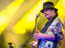 Carlos Santana wird 70
