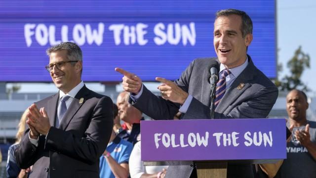 Los Angeles Sommerspiele 2028