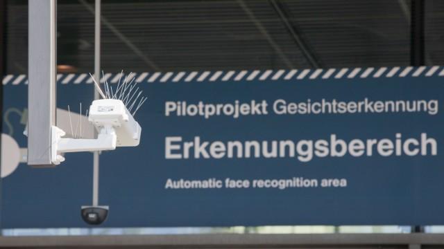 Start des Pilotprojekts Gesichtserkennung