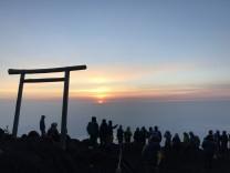 Fuji-Besteitung von Jochen Temsch für die Reise