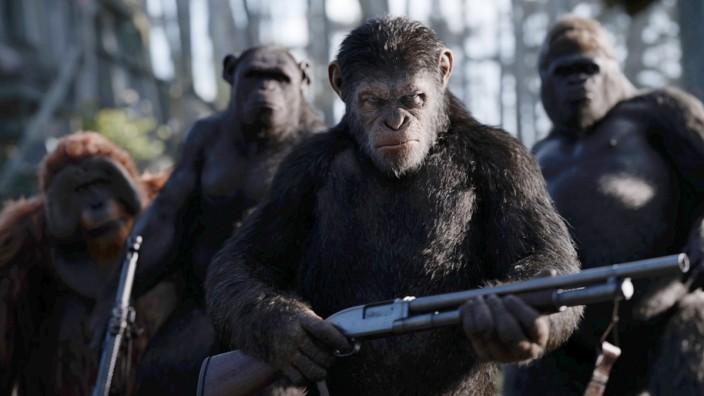 Kinostart - 'Planet der Affen: Survival'