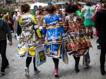 Karnevalsbeginn - Köln