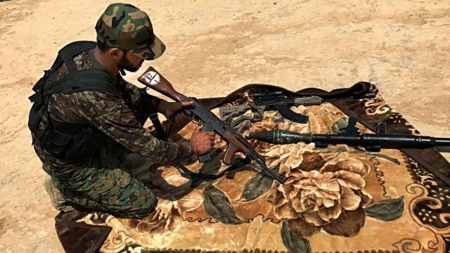 Mossul Irak