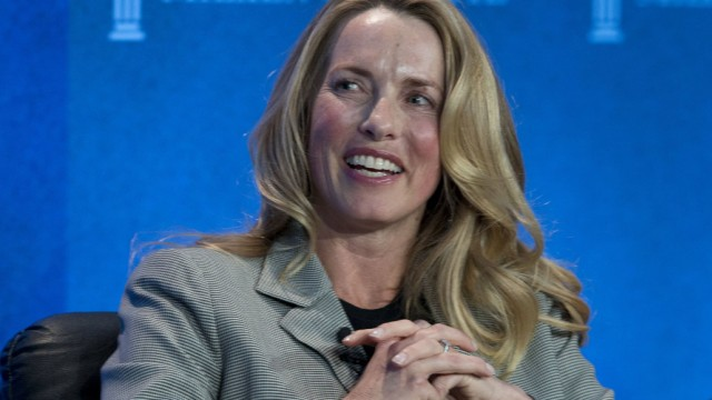 April 29 2013 Beverly Hills California U S LAURENE POWELL JOBS Founder and Chair Emerson C