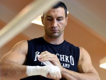 Wladimir Klitschko - Training