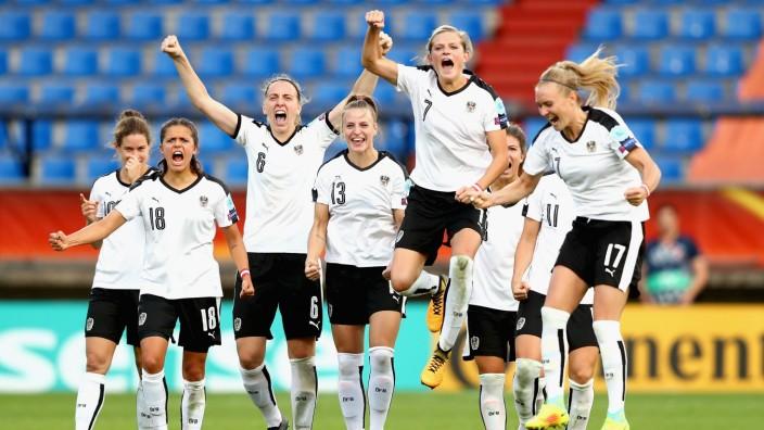 Austria v Spain - UEFA Women's Euro 2017: Quarter Final