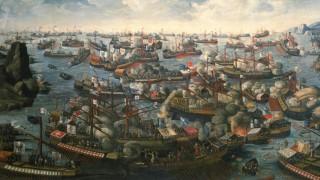 Battle of Lepanto of 1571,