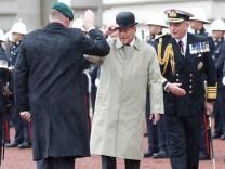 Prinz Philip - Sein letzter Auftritt