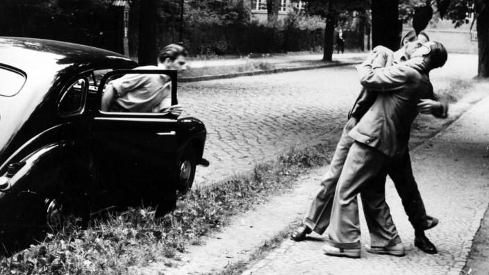Entführungsfall Walter Linse, 1952
