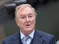 FILE - British Actor Robert Hardy Dies Aged 91
