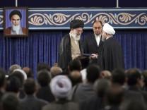 Ruhanis zweite Amtszeit bestätigt