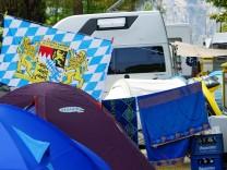 Camping am Gardasee, 2015