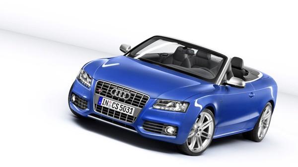 Neu: Audi A5 Cabriolet