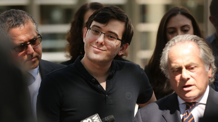 Martin Shkreli Convicted Of Three Counts Of Securities Fraud