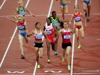 Olympics Day 14 - Athletics; 1500 Meter