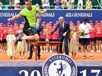 ATP-Turnier in Kitzbühel