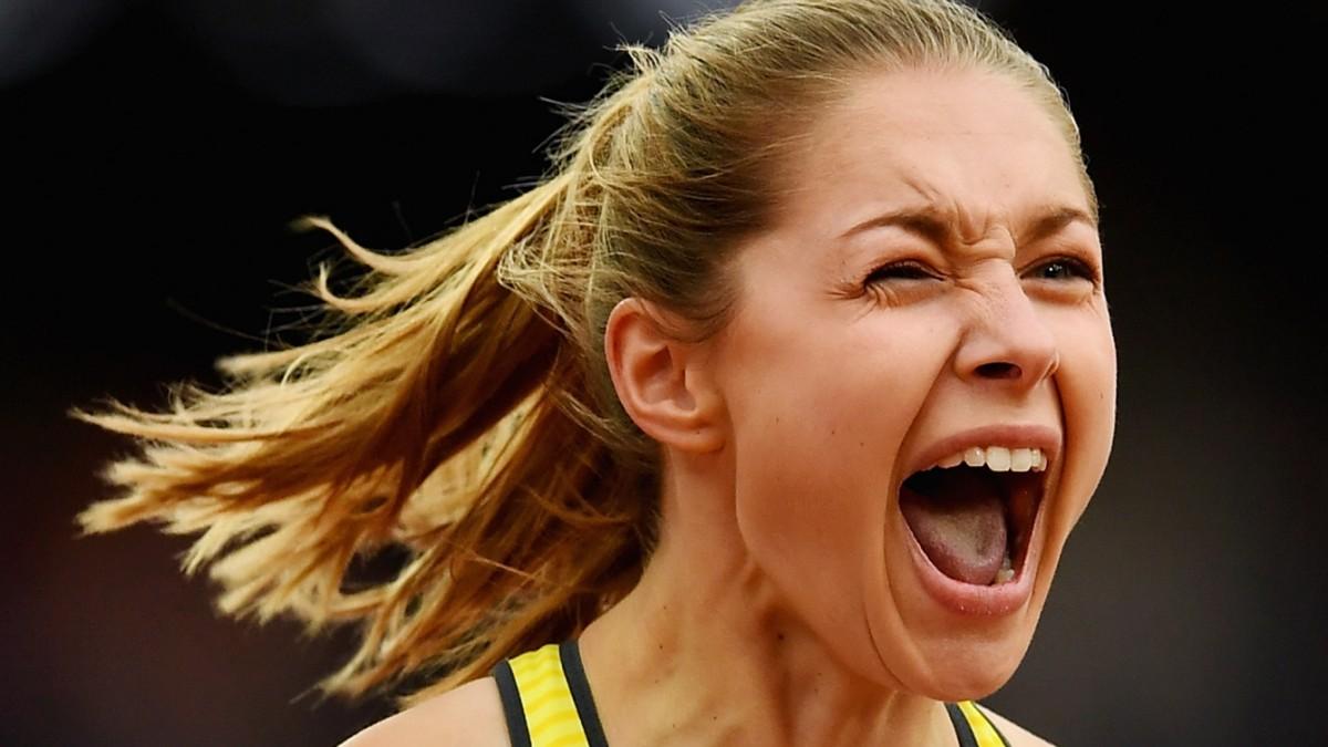 Vor der WM in Doha: Gina Lückenkemper im SZ-Interview