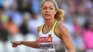 Leichtathletik Wm Gina Lückenkemper Verpasst 100 Meter Finale