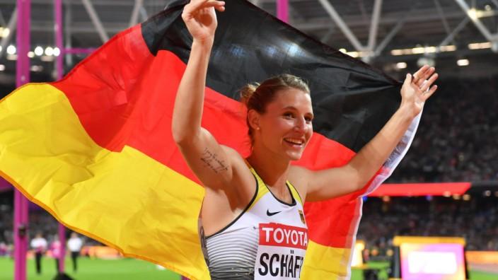 Infos für hohe Qualität akzeptabler Preis Leichtathletik-WM - Schäfer gewinnt Silber im Siebenkampf ...