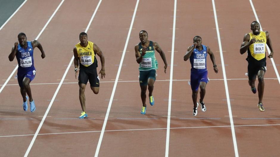 Leichtathletik-WM Leichtathletik-WM