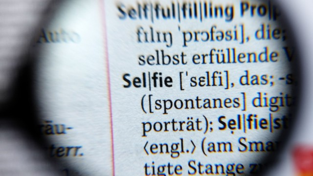 Duden - Das Wort Selfie