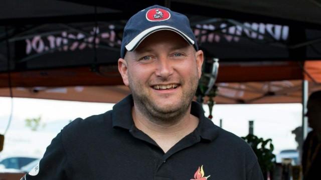 Martin Schulz aus Bayern, Deutscher Grill-Meister