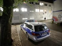 Nach Messerattake in Hamburg: Razzia in Flüchtlingsunterkunft