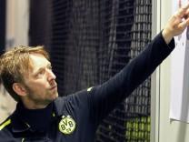 FUSSBALL DFL Dortmund Pressereise DORTMUND DEUTSCHLAND 06 APR 13 FUSSBALL DFL 1 Deutsche B; Mislintat