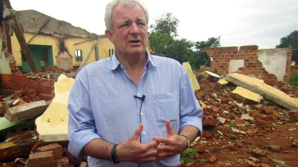 Gewalt in Zentralafrikanischer Republik