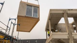 Modularer Wohnungsbau Vonovia